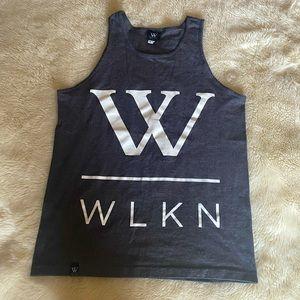 WLKN Men's Muscle Tee (NWOT)